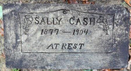 CASH, SALLY - Drew County, Arkansas | SALLY CASH - Arkansas Gravestone Photos