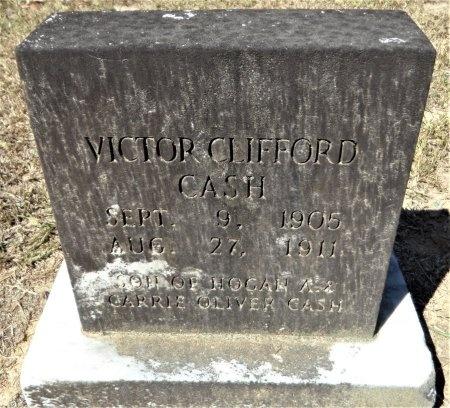 CASH, VICTOR CLIFFORD - Drew County, Arkansas   VICTOR CLIFFORD CASH - Arkansas Gravestone Photos