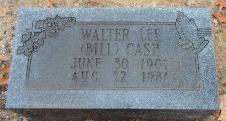 "CASH, WALTER LEE ""BILL"" - Drew County, Arkansas | WALTER LEE ""BILL"" CASH - Arkansas Gravestone Photos"