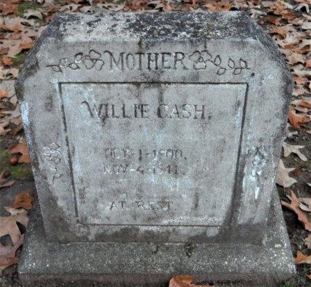 CASH, WILLIE - Drew County, Arkansas | WILLIE CASH - Arkansas Gravestone Photos