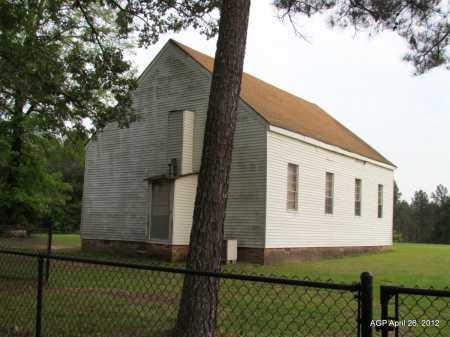 *CHURCH,  - Drew County, Arkansas |  *CHURCH - Arkansas Gravestone Photos