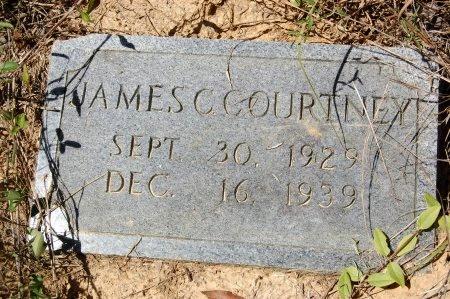 COURTNEY, JAMES C. - Drew County, Arkansas   JAMES C. COURTNEY - Arkansas Gravestone Photos