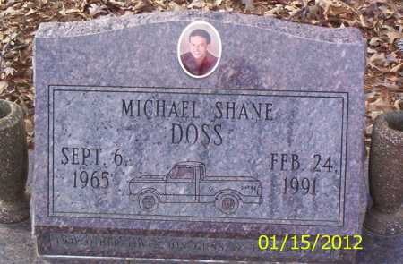 DOSS, MICHAEL SHANE - Drew County, Arkansas | MICHAEL SHANE DOSS - Arkansas Gravestone Photos