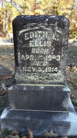 ELLIS, EDITH E - Drew County, Arkansas | EDITH E ELLIS - Arkansas Gravestone Photos