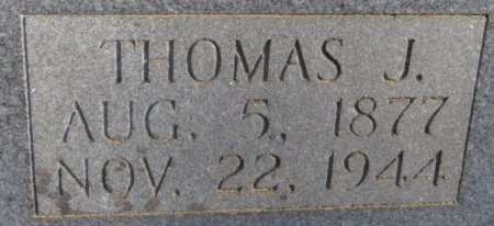 ELLIS, THOMAS J (CLOSE UP) - Drew County, Arkansas | THOMAS J (CLOSE UP) ELLIS - Arkansas Gravestone Photos