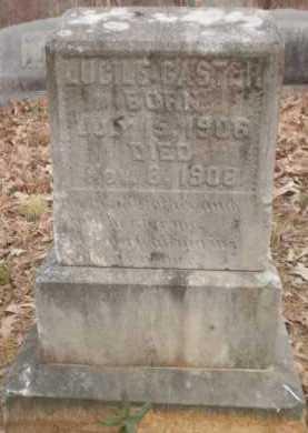 GASTER, LUCILE - Drew County, Arkansas | LUCILE GASTER - Arkansas Gravestone Photos