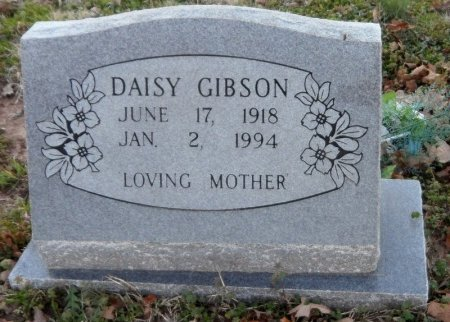 GIBSON, DAISY - Drew County, Arkansas | DAISY GIBSON - Arkansas Gravestone Photos