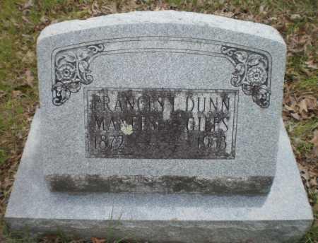 MANEES, FRANCES L - Drew County, Arkansas   FRANCES L MANEES - Arkansas Gravestone Photos
