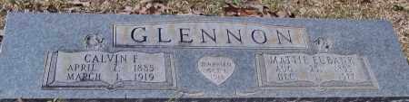 GLENNON, MATTIE - Drew County, Arkansas | MATTIE GLENNON - Arkansas Gravestone Photos