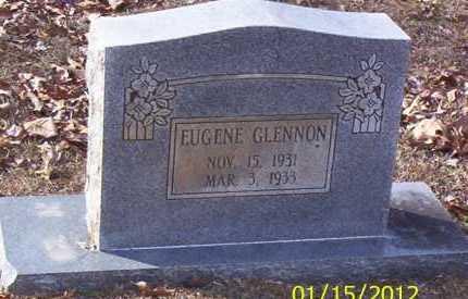 GLENNON, EUGENE - Drew County, Arkansas | EUGENE GLENNON - Arkansas Gravestone Photos