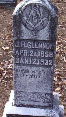 GLENNON, J H - Drew County, Arkansas | J H GLENNON - Arkansas Gravestone Photos