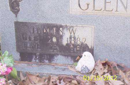 GLENNON, JAMES W - Drew County, Arkansas | JAMES W GLENNON - Arkansas Gravestone Photos