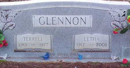 GLENNON, TERRELL - Drew County, Arkansas | TERRELL GLENNON - Arkansas Gravestone Photos
