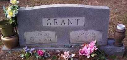 CAREY GRANT, ERVA - Drew County, Arkansas | ERVA CAREY GRANT - Arkansas Gravestone Photos