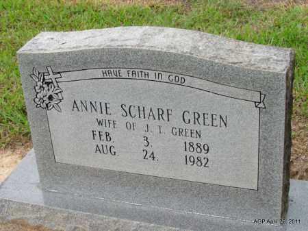 GREEN, ANNIE - Drew County, Arkansas | ANNIE GREEN - Arkansas Gravestone Photos