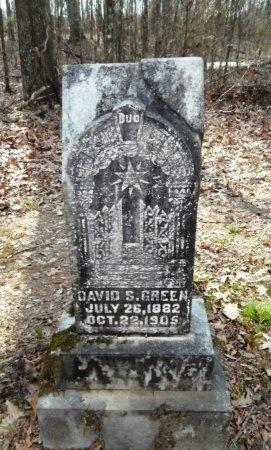 "GREEN, DAVID S. ""BUD"" - Drew County, Arkansas   DAVID S. ""BUD"" GREEN - Arkansas Gravestone Photos"