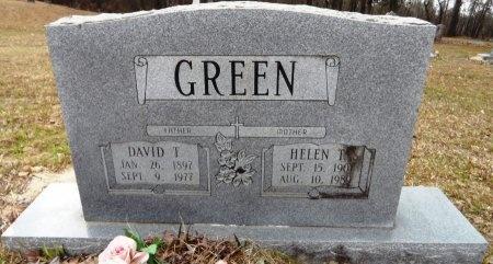 GREEN, HELEN T - Drew County, Arkansas   HELEN T GREEN - Arkansas Gravestone Photos
