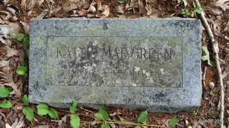 GREEN, KATIE MAE - Drew County, Arkansas | KATIE MAE GREEN - Arkansas Gravestone Photos