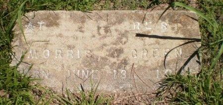 GREEN, MORRIS A. - Drew County, Arkansas   MORRIS A. GREEN - Arkansas Gravestone Photos