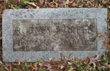 GREEN, RODNEY SCHUYLER - Drew County, Arkansas | RODNEY SCHUYLER GREEN - Arkansas Gravestone Photos