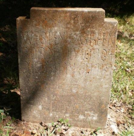 GREEN, WESLEY - Drew County, Arkansas   WESLEY GREEN - Arkansas Gravestone Photos