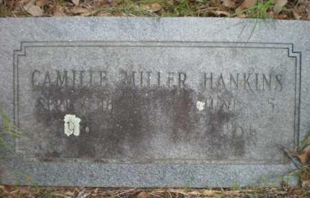 MILLER HANKINS, CAMILLE - Drew County, Arkansas   CAMILLE MILLER HANKINS - Arkansas Gravestone Photos