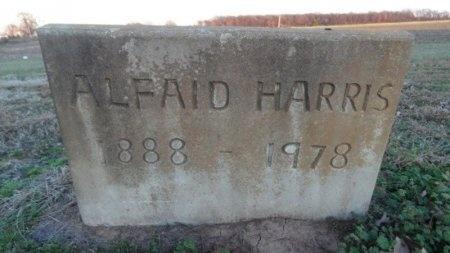 HARRIS, ALFAID - Drew County, Arkansas | ALFAID HARRIS - Arkansas Gravestone Photos