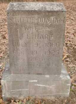 HART, S KITTIE - Drew County, Arkansas | S KITTIE HART - Arkansas Gravestone Photos