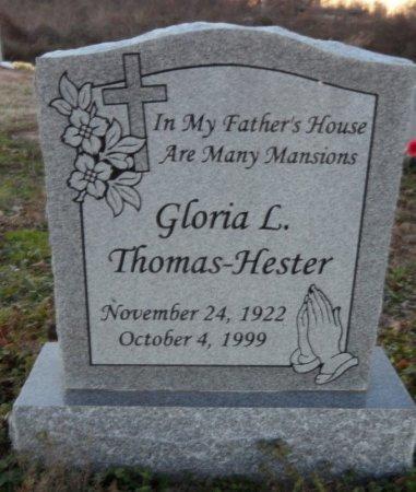 HESTER, GLORIA L. - Drew County, Arkansas | GLORIA L. HESTER - Arkansas Gravestone Photos