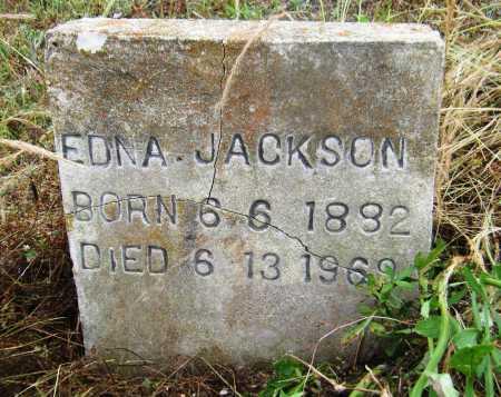 JACKSON, EDNA - Drew County, Arkansas   EDNA JACKSON - Arkansas Gravestone Photos