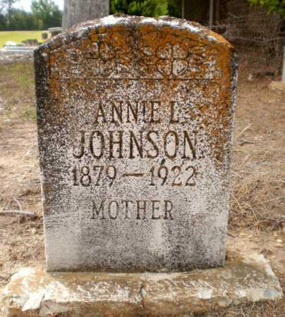 JOHNSON, ANNIE L - Drew County, Arkansas | ANNIE L JOHNSON - Arkansas Gravestone Photos