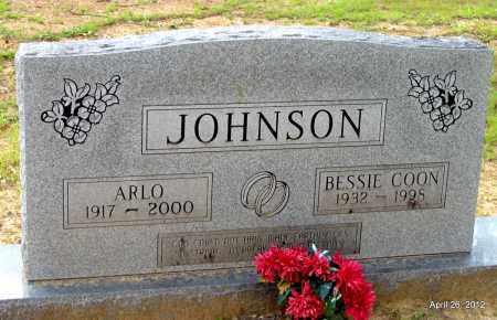 JOHNSON, ARLO - Drew County, Arkansas | ARLO JOHNSON - Arkansas Gravestone Photos