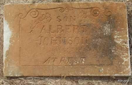 JOHNSON, ALBERT - Drew County, Arkansas | ALBERT JOHNSON - Arkansas Gravestone Photos