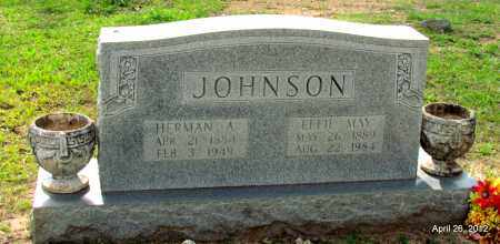 JOHNSON, HERMAN A - Drew County, Arkansas | HERMAN A JOHNSON - Arkansas Gravestone Photos