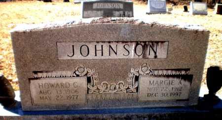 JOHNSON, HOWARD G - Drew County, Arkansas   HOWARD G JOHNSON - Arkansas Gravestone Photos