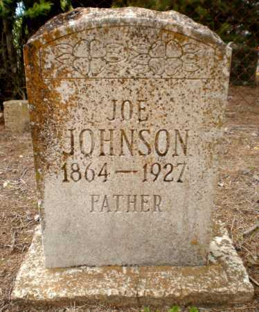 JOHNSON, JOE - Drew County, Arkansas | JOE JOHNSON - Arkansas Gravestone Photos
