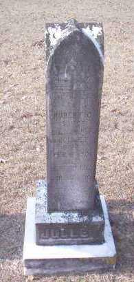 JOLLEY, HUBERT C - Drew County, Arkansas | HUBERT C JOLLEY - Arkansas Gravestone Photos
