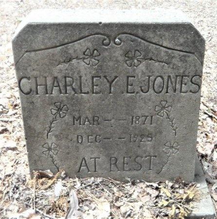 JONES, CHARLEY E - Drew County, Arkansas   CHARLEY E JONES - Arkansas Gravestone Photos