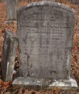 JONES, LEAFY IONE - Drew County, Arkansas | LEAFY IONE JONES - Arkansas Gravestone Photos
