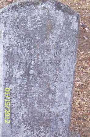 KENDALL, IDA BELL - Drew County, Arkansas | IDA BELL KENDALL - Arkansas Gravestone Photos