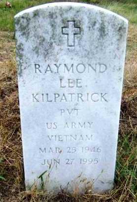 KILPATRICK (VETERAN VIET), RAYMOND LEE - Drew County, Arkansas   RAYMOND LEE KILPATRICK (VETERAN VIET) - Arkansas Gravestone Photos