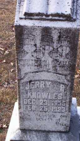 KNOWLES, JEREMIAH RUSSELL - Drew County, Arkansas | JEREMIAH RUSSELL KNOWLES - Arkansas Gravestone Photos