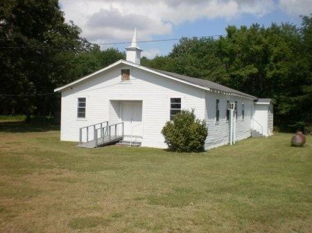 *LITTLE ZION CHURCH,  - Drew County, Arkansas |  *LITTLE ZION CHURCH - Arkansas Gravestone Photos