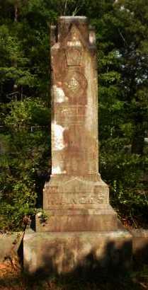 MANEES, JAMES W - Drew County, Arkansas | JAMES W MANEES - Arkansas Gravestone Photos