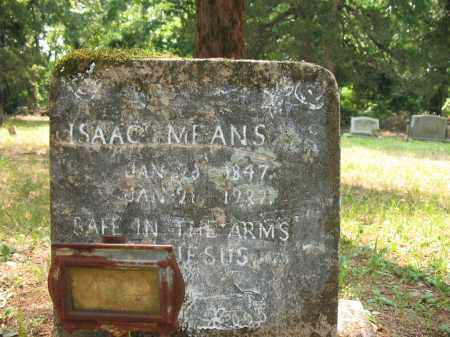 MEANS, ISAAC - Drew County, Arkansas | ISAAC MEANS - Arkansas Gravestone Photos
