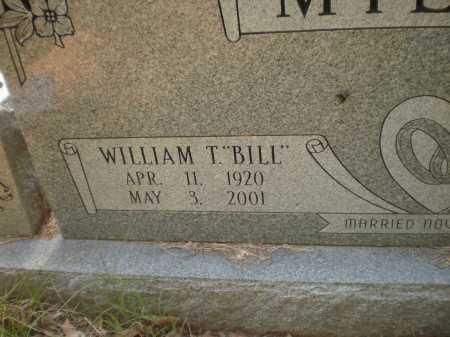 MILLER, WILLIAM T (BILL) - Drew County, Arkansas | WILLIAM T (BILL) MILLER - Arkansas Gravestone Photos
