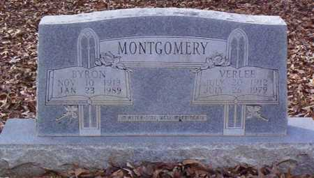 MONTGOMERY, VERLEE - Drew County, Arkansas | VERLEE MONTGOMERY - Arkansas Gravestone Photos