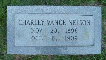 NELSON, CHARLEY VANCE - Drew County, Arkansas | CHARLEY VANCE NELSON - Arkansas Gravestone Photos