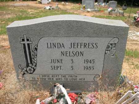NELSON, LINDA - Drew County, Arkansas | LINDA NELSON - Arkansas Gravestone Photos
