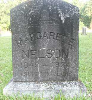 NELSON, MARGARET E - Drew County, Arkansas | MARGARET E NELSON - Arkansas Gravestone Photos